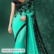 لباس هندى طاووس
