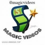 ویدیوهای جادویی