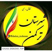 شهرستان ترکمن